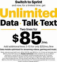 sprint discount program federal government
