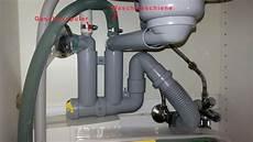 ikea waschbecken siphon und anschluss waschmaschine und