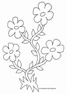 Ausmalbilder Blumen Wiese Ausmalbild Bunte Blumen Nadines Malvorlagen