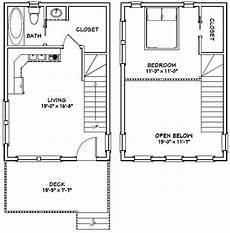 16x24 house plans 16x24 house 16x24h2a 555 sq ft excellent floor