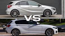 2016 Mercedes A Class Vs 2016 Bmw 1 Series