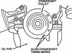 need timing marks for 1995 mystique 2 0 dual cams solved need the timing marks for 99 ford contour fixya