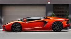 4 Seater Lamborghini Aventador