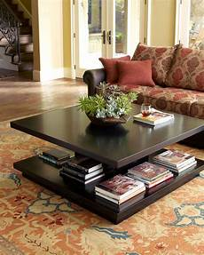 how should a coffee table be caracole quot book it quot coffee table mesa de centro madera