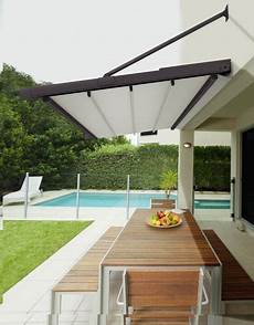 auvent design pour terrasse auvent pour terrasse en aluminium en toile