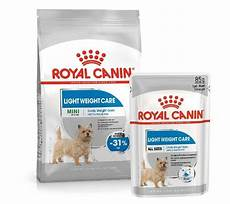 royal canin light weight care nassfutter f 252 r hunde mit