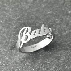 aliexpress com buy custom name ring handmade ring alison font wedding ring personalized