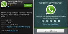 whatsapp messenger support blackberry q10 free