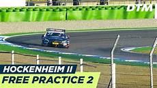 Dtm Hockenheim Finale 2018 Free Practice 2 Re Live