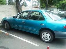 how it works cars 1998 chevrolet cavalier electronic valve timing purchase used 1998 chevrolet cavalier base sedan 4 door 2 2l in san jose california united