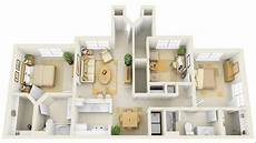 3 bedroom house plans 50 three 3 bedroom apartment house plans architecture