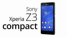 sony xperia z3 compact recenze