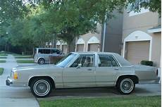 how cars run 1985 ford ltd parental controls 1988 ltd ford crown victoria for sale in wesley chapel