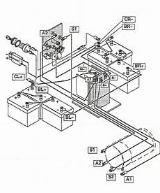golf cart charging system diagram ez go powerwise qe charger wiring diagram