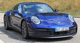 2020 Porsche 911 Debuts Next Month Carrera To Have 385 HP