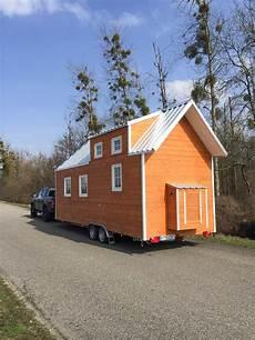 haus auf anhänger tiny houses weniger wohnraum mehr lebensqualit 228 t