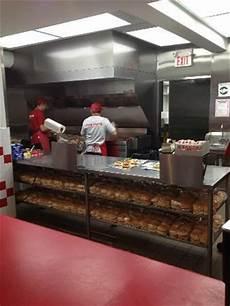 Kitchen Help Downton by Five Guys Kingston 185 Princess St Downtown Kingston