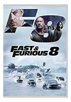 Fast Furious 8 Dvd Digital 2017 Co