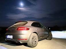Porsche Macan 2 0 Acceleration Braking Test 0 100 100 0
