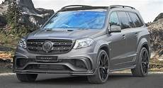 mercedes gls mansory s widebody mercedes amg gls 63 slams 830 hp to the