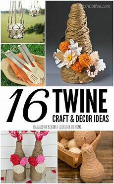 Jute Home Decor Ideas by Jute Craft Ideas 16 Diy Projects And Decor Using Burlap Twine