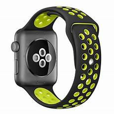 Breathable Silicone Band by Silicone Sport Breathable Band 4 Apple Nike Smart