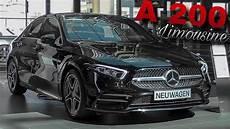 2019 Mercedes A 200 Limousine A Class Sedan Amg