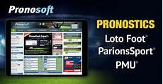 Pronostics Parions Sport Loto Foot Bookmakers Et Pmu