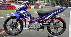 Jupiter Z1 Modifikasi by Modifikasi Jupiter Z1 Racing Indoprix 2013 Buka Bukaan