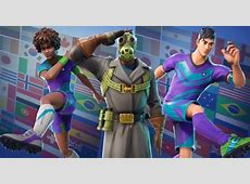 Tons of Fortnite New Cosmetic Items Leaked, Including 8