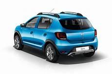 Dacia Sandero Stepway 5 Door 1 5 Dci 90 Laureate Leasing