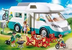 Playmobil Wohnmobil Ausmalbild Familien Wohnmobil 70088