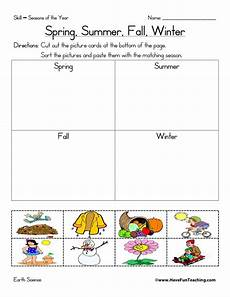 free printable worksheets on seasons kindergarten 14912 new 276 grade worksheet on seasons firstgrade worksheet