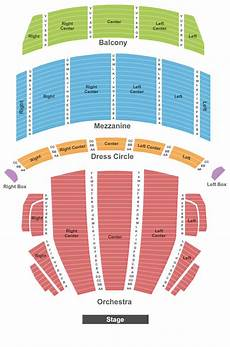 opera house seating plan citizens bank opera house seating chart maps boston
