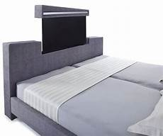 Jupiter Multimedia Bed Features Built In Led Tv With