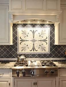 Mosaic Tile Ideas For Kitchen Backsplashes Kitchen Ceramic Backsplash Tile Ideas Black With Mosaic