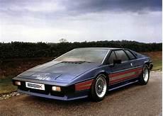Lotus Esprit Turbo - lotus turbo esprit history 1980 1981 1987