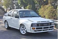 1984 Audi 80 Sport Quattro Tribute For Sale On Bat