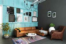Wohnzimmer Ideen Vintage - retro decor ideas to spruce up your living room on a