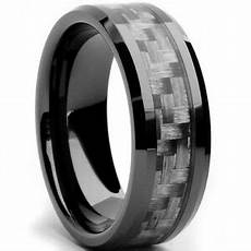 8mm men s or ladie s ceramic with charcoal gray carbon