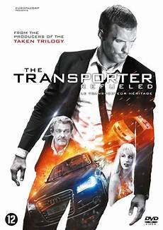 The Transporter Refueled 2015 Dvd
