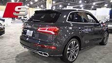 2018 Audi Sq5 V6 Quattro Detailed Suv Review