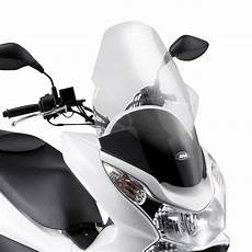 windscreen givi honda pcx 125 10 12 windscreen touring