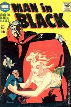 in black in black the 1957 harvey comic books