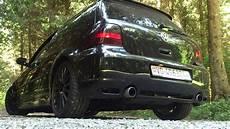 vw golf 4 r32 original exhaust sound