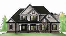 southern house plans with porches three story southern style house plan with front porch in
