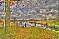 Ems Jade Kanal Mariensiel Foto Bild Landschaft Bach