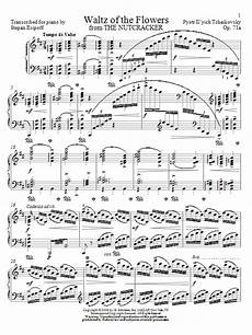waltz of the flowers sheet music direct