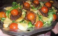 recette foie gras frais sur fond d artichaut 750g