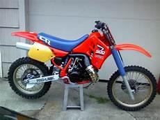 1987 Honda Cr500 Moto Zombdrive
